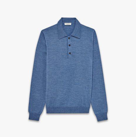 Polo Editions MR bleu