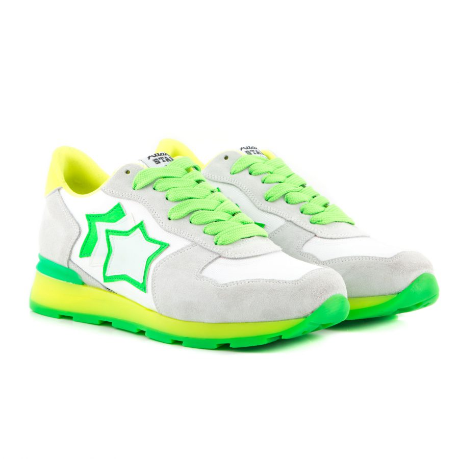 Basket Antares Atlantic Stars White Fluo