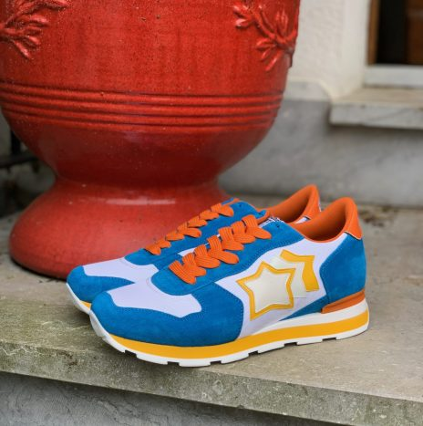 Atlantic Stars Antares Orange/Blue