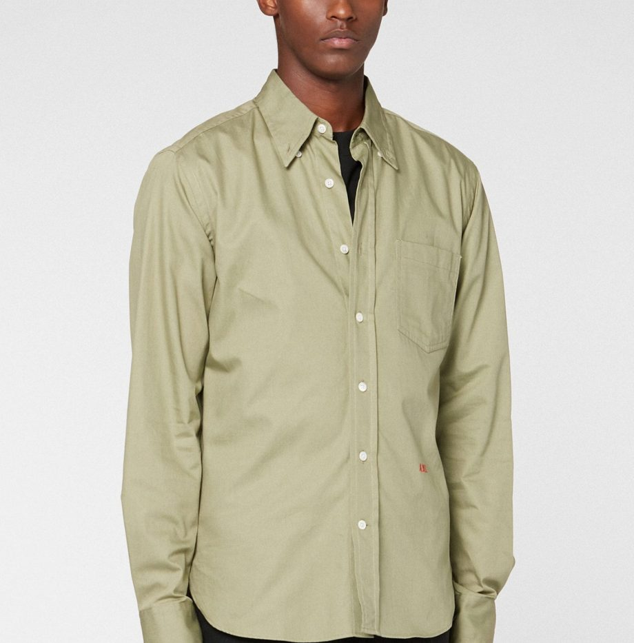 Chemise Broderie Ami Sauge