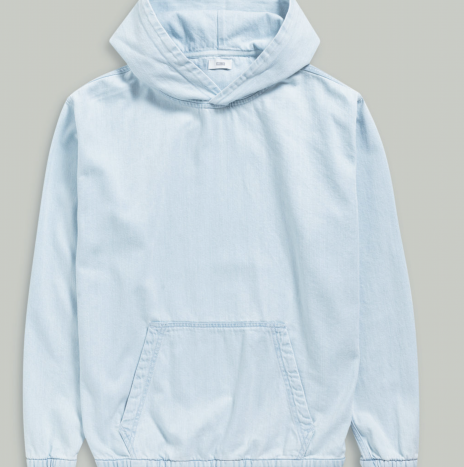Hooded Closed Denim