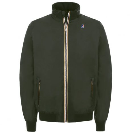 K-Way Blouson Amaury Green Africa