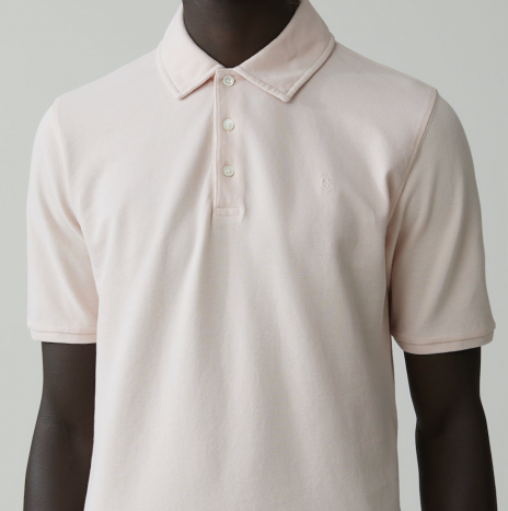 Polo Closed Soft Pink