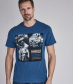 T-Shirt Triple Barbour Steve McQueen ink