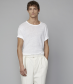 Tee-Shirt Lin Officine Générale Blanc