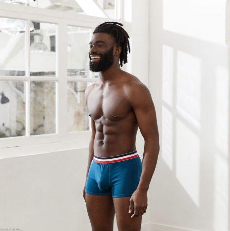 Boxer Le Slip Français Bleu Paon