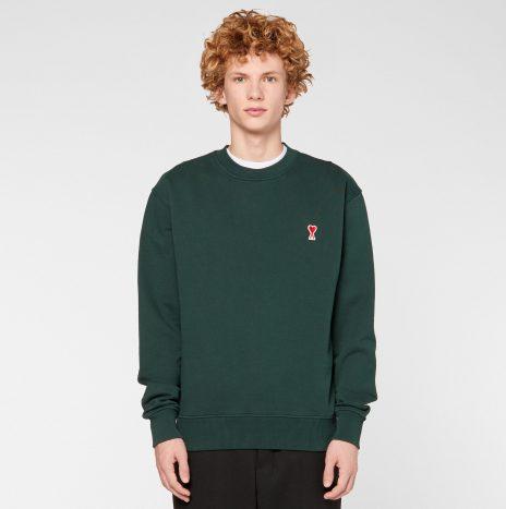*Nouveauté* Sweatshirt Ami De Coeur Vert