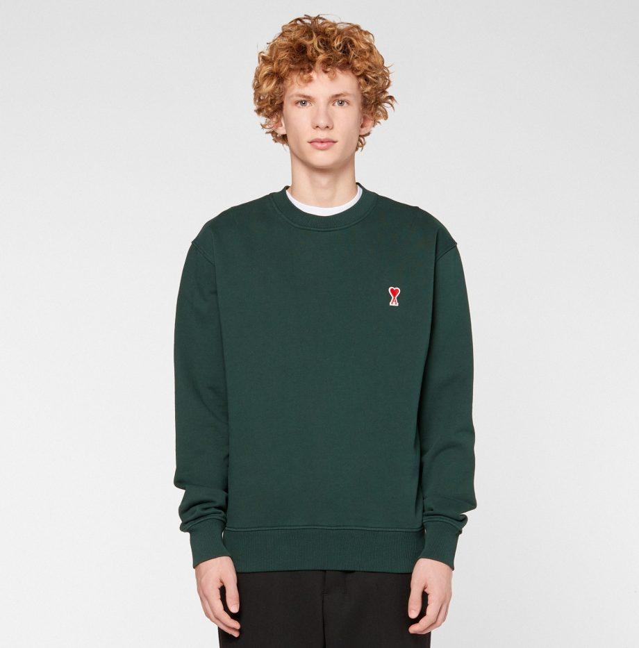 Sweatshirt_Ami_De_Coeur_Vert