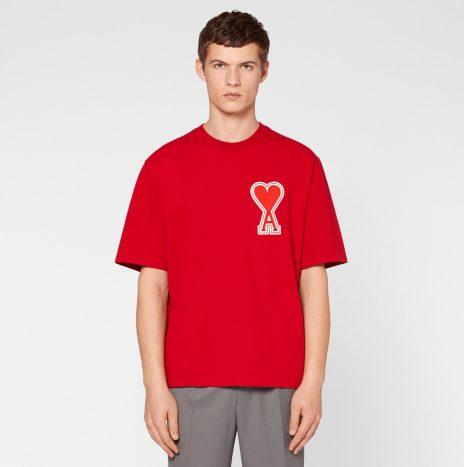 *Nouveauté* T-shirt Ami de Coeur Rouge